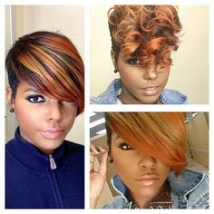 Miraculous Short Hair Cut Quick Weave Impression Hair Style Short Hairstyles Gunalazisus